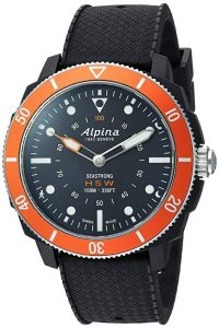 Alpina Men's Seastrong Horological Smartwatch