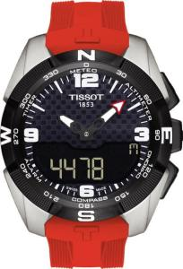 Top 10 Swiss Smartwatches - Ultimate Guide 2020 - Tissot Watch T-Touch Expert Solar