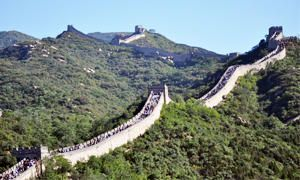 La Grande Muraglia cinese  best5it