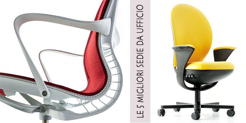 Le 5 migliori sedie da ufficio  best5it