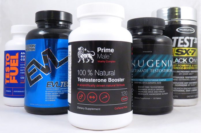 Most Powerful Testosterone Booster