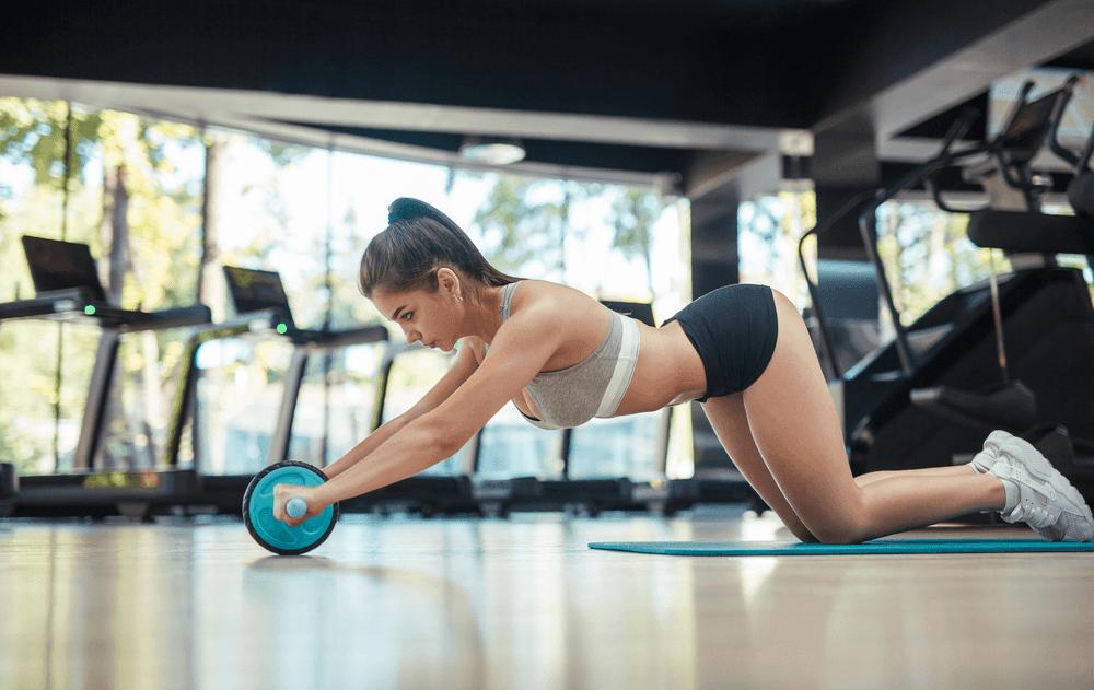 ab wheel workout routine