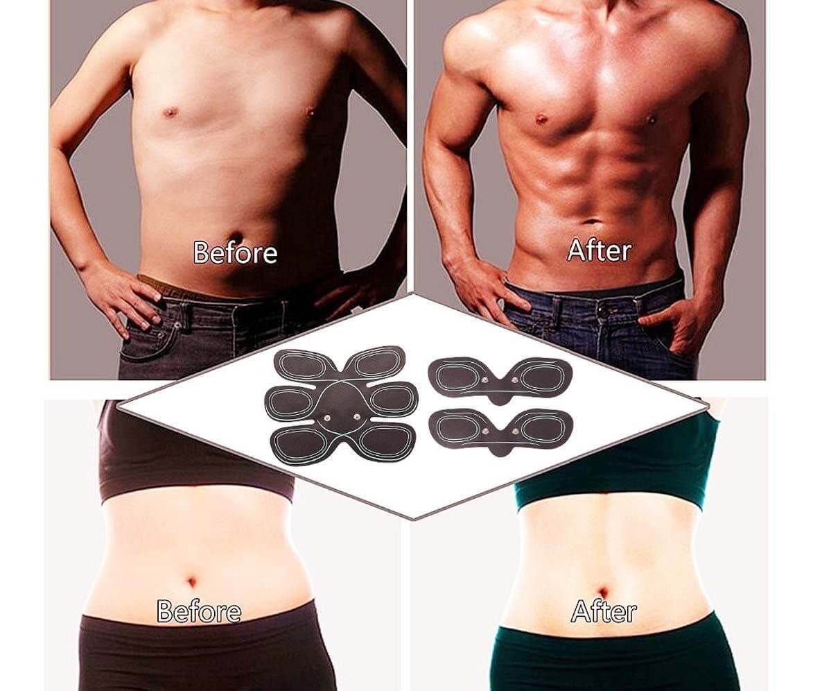Ab Stimulator Before And After