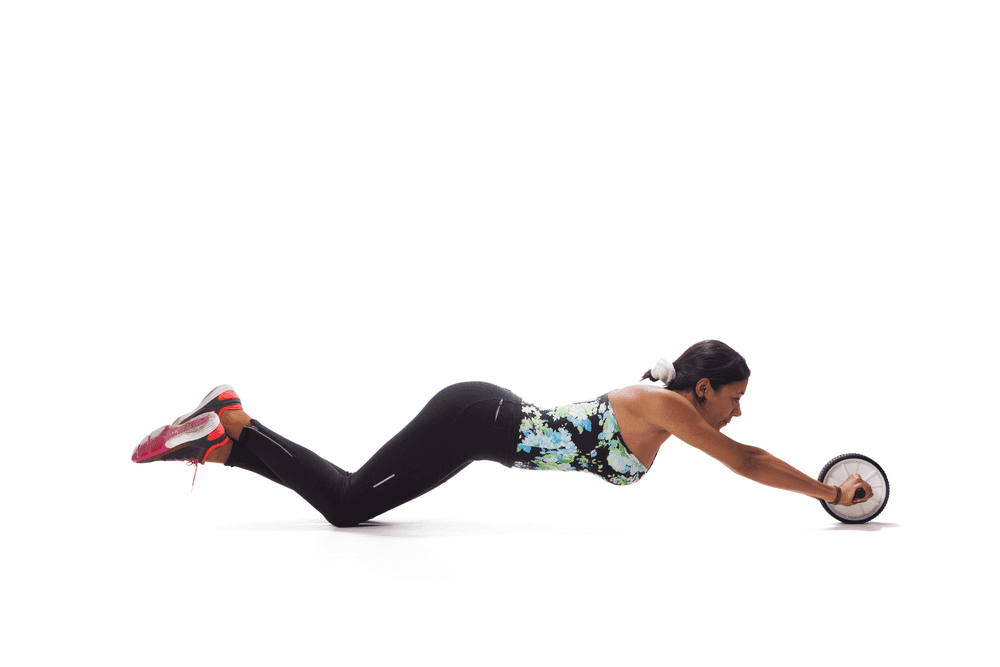 The Correct Way To Use An Ab Roller