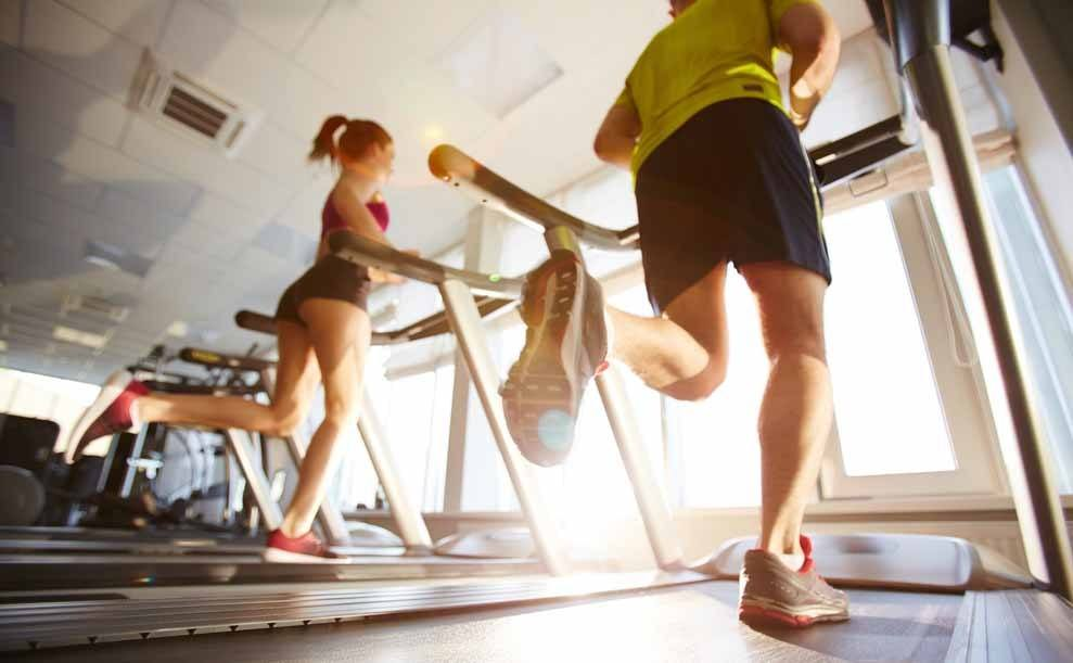Benefits of Running on Treadmill