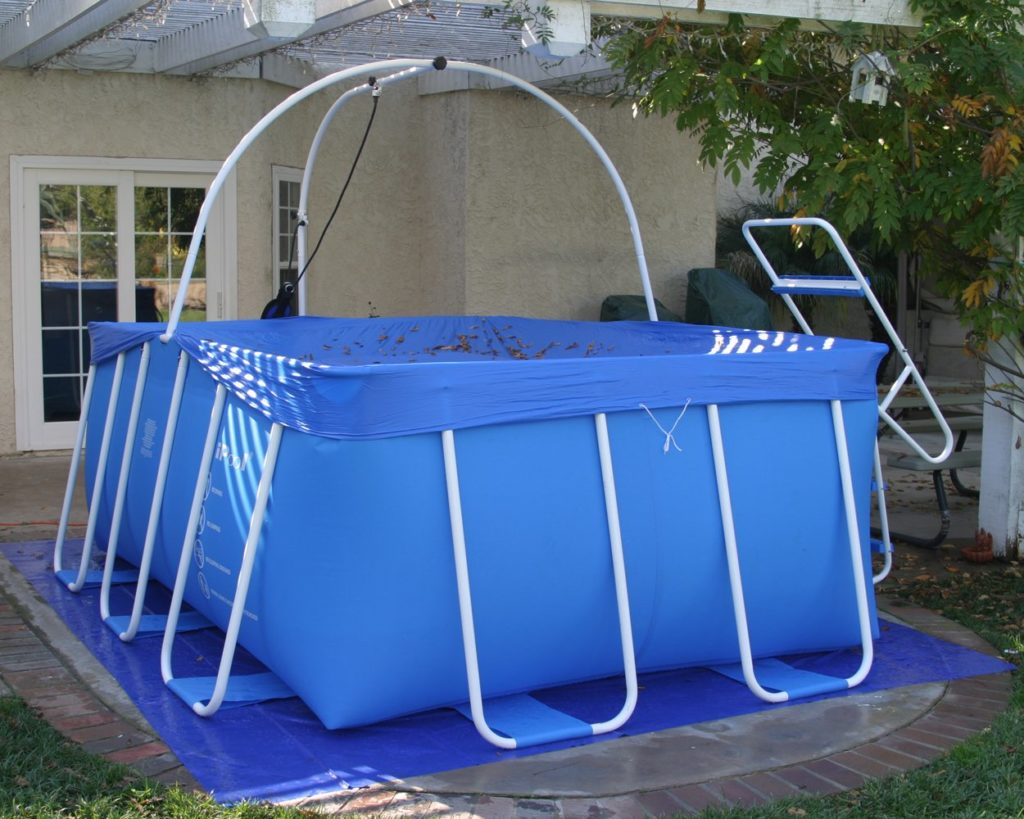 Fitmax iPool Above Ground Exercise Swimming Pool Review