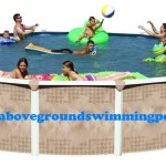 Above Ground Round Pool Package - Splash Pools 18 x 52 Review in 2020