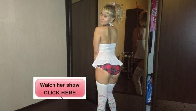 blondyasianX, the kinkiest blonde Asian cam model online!