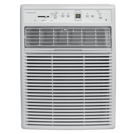 FRIGIDAIRE 12,000 BTU 115V Slider/Casement Room Air Conditioner w/Full-Function Remote Control