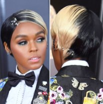 Red Carpet Hairstyles Model