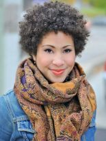 Natural Hairstyles For Work