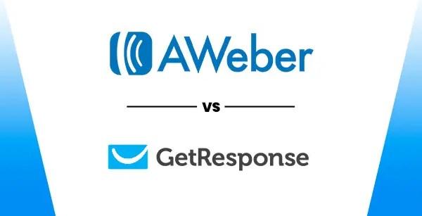 Aweber VS GetResponse (2019) Features & Pricing