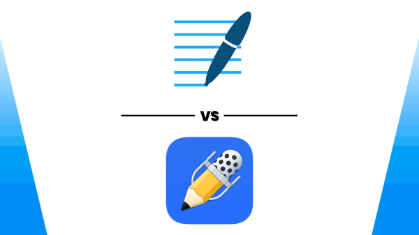 Goodnotes VS Notability Features & Pricing (2019)