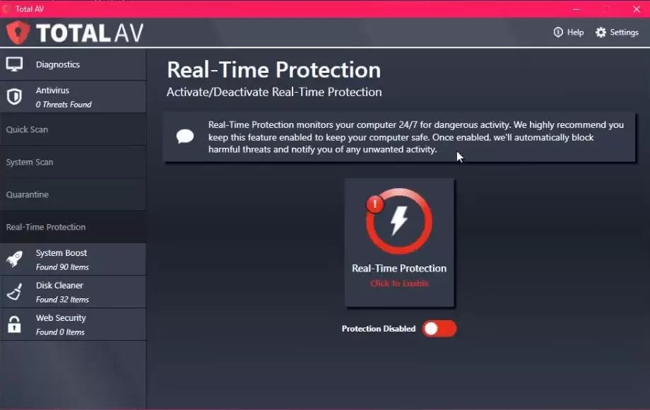 Total Antivirus Protection Best