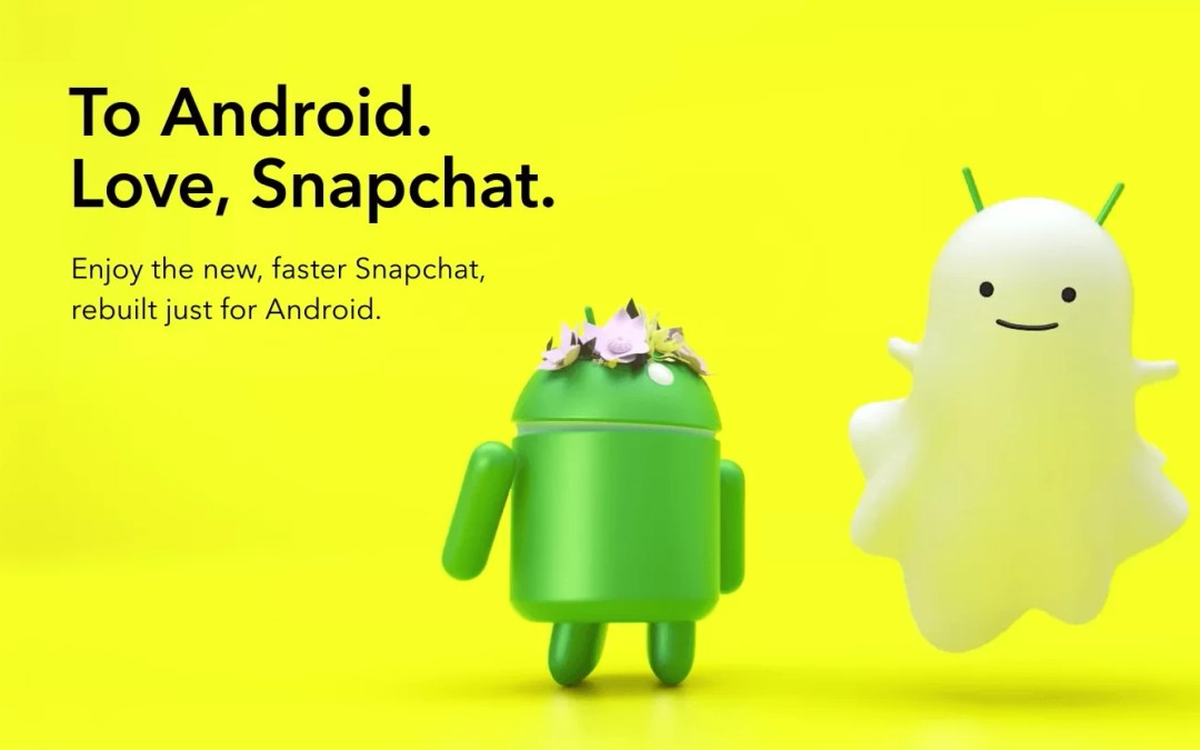 download latest snapchat apk for android