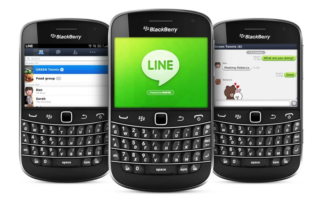 LINE for BlackBerry Download (Latest Version) - Best Apps Buzz