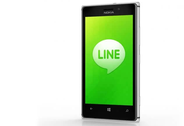LINE for Nokia Phones (Symbian/ Windows/ Android)