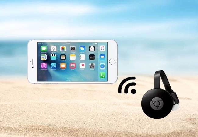 How to Cast Apps to Chromecast from iOS Devices (iPhone/iPad)