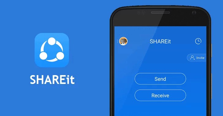 SHAREit Apk for Android Download Free [Latest Version]