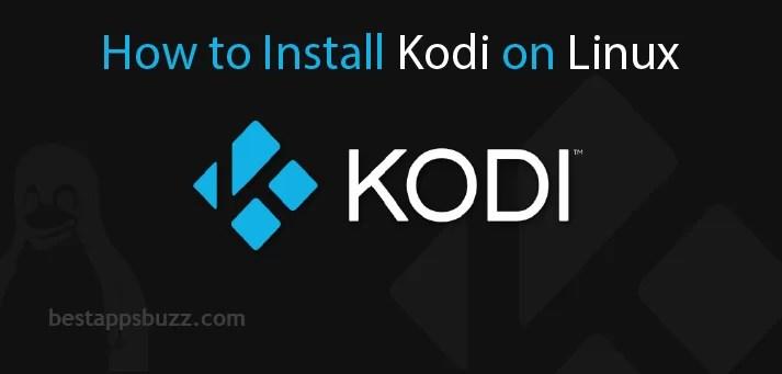 Kodi for Linux/Ubuntu Download [Workable Method]