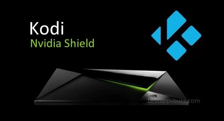 How to install Kodi on Nvidia Shield TV 2020