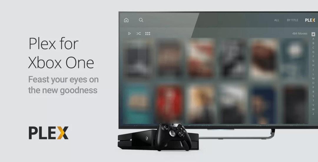Plex for Xbox one 360