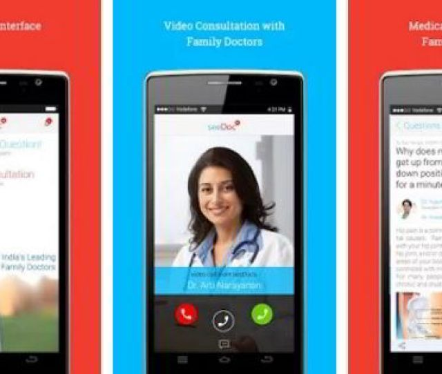 Seedoc App Free Medical Consultation Doctor Advice