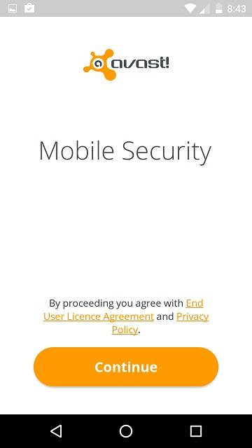 Avast Mobile Security 50