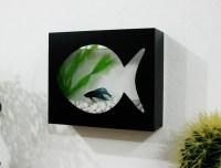 Wall Mounted Shelf For Aquarium | Aquarium Design Ideas