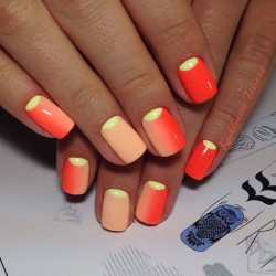 Summer Nail Art Designs Photo