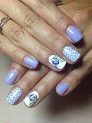 nail art #1110