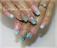 Guest Nail Art 14 - Best Nail Art Designs Gallery ...