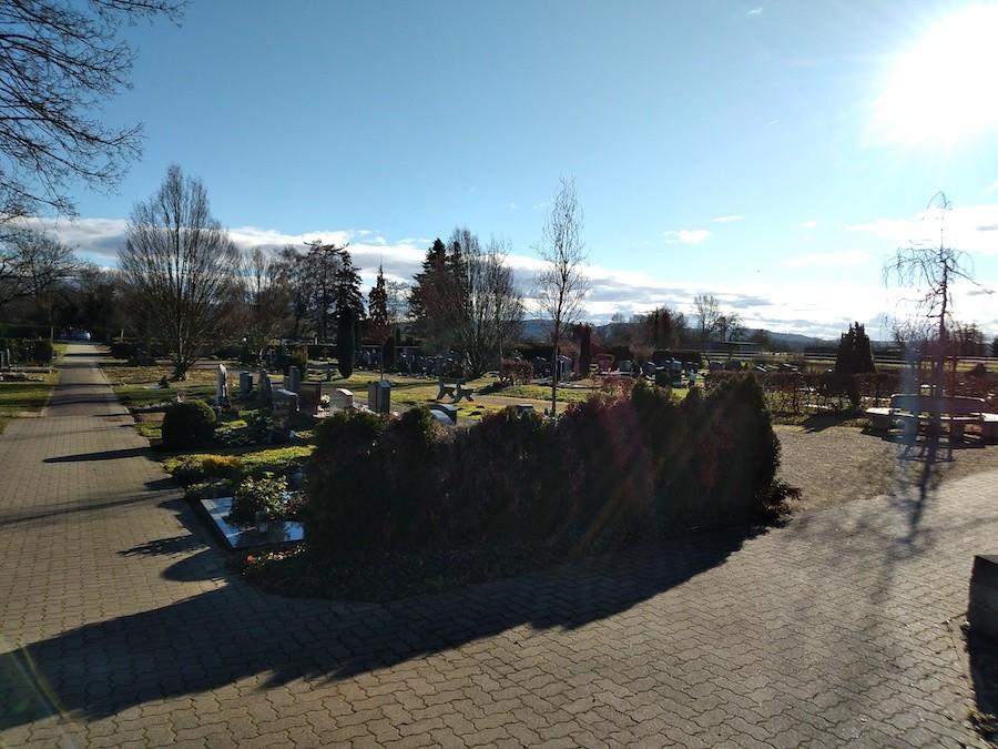 Friedhof Spöck