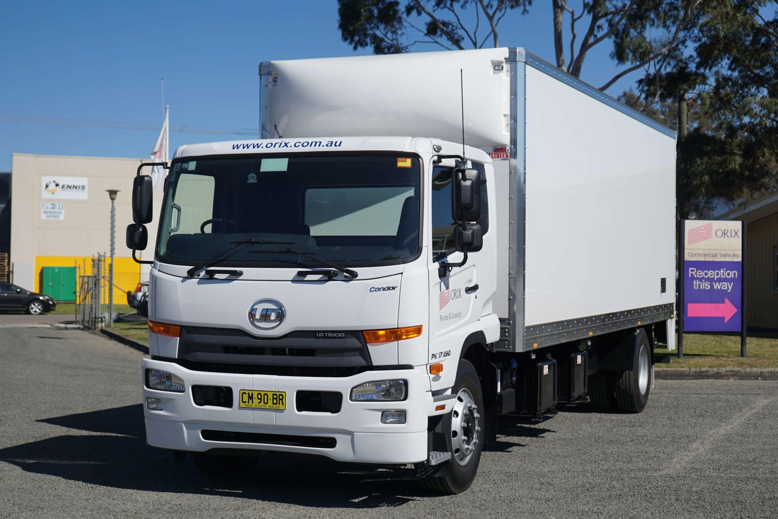 Truck Rental Melbourne