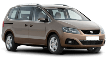 7 seater car rental