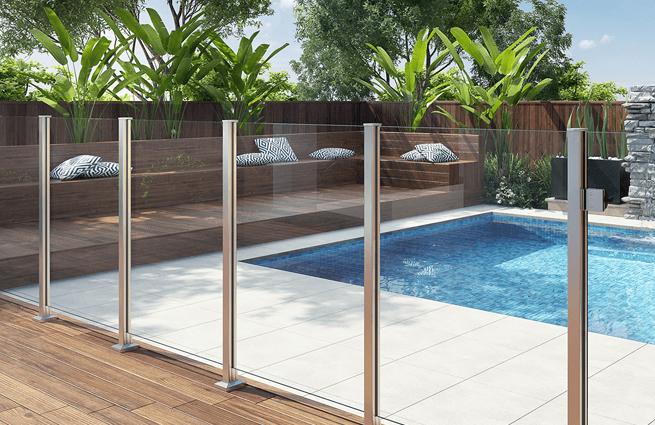 framelessglass pool fencing Melbourne