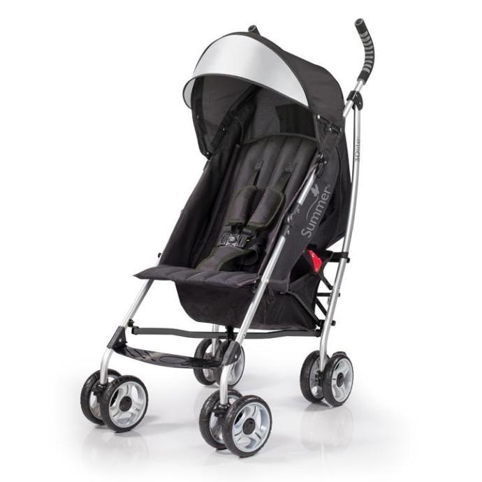 Best Stroller Travel System - 3Dlite Convenience Stroller, Black Review & Guide