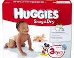 Earth's Best Chlorine-Free Diapers, Size 4, 120 Count