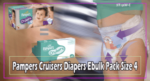 Pampers Cruisers Diapers Ebulk Pack Size 4