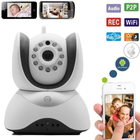 Palermo Wifi Video Baby Monitor