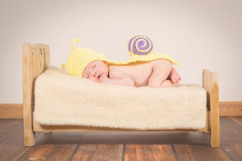 How Do You Make A Baby Go To Sleep