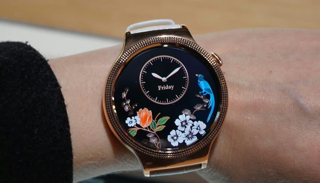 smartwatch history