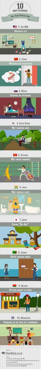 Infographic-10-Most-Hilarious-Pre-Exam-Superstitions