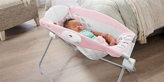 Fisher-Price Rock 'N Play baby sleeper, best baby swing
