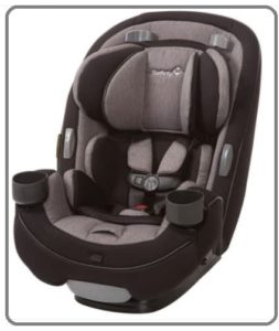 Safety first grow and go car seat review