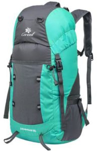 coreal hiking foldable 35l backpack women review