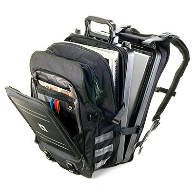 Pelican U100 Elite Backpack With Laptop Storage (Black)