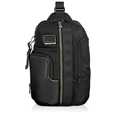 Tumi Men's Alpha Bravo Smith Sling Bag