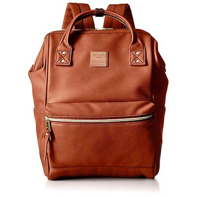Anello Synthetic Leather Backpack
