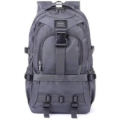 ad090881508 KAUKKO Large Multipurpose Water-Repellent Backpack
